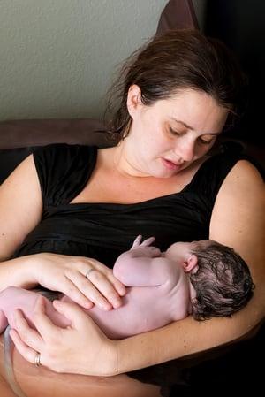 home-like settnig for birth