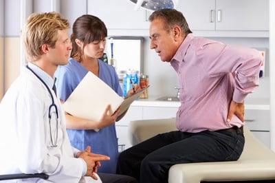 orthopedist for back pain